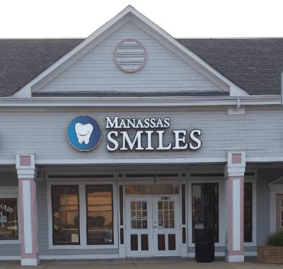 manassas smiles dentist office